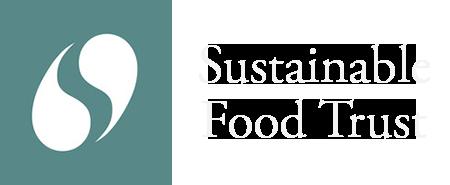 sustainable food trust logo